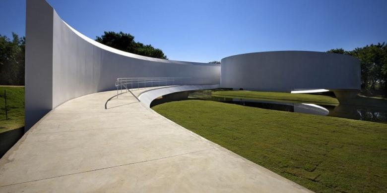 Material Yang Dipakai Arsitek Dunia Dalam Membangun Mahakarya