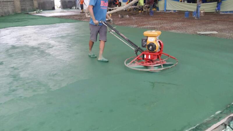 Daftar Harga Trowel Floor Hardener Dan Epoxy