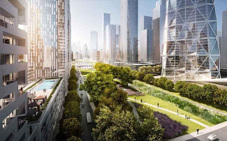 Mengenal Meikarta Proyek Kota Baru Indonesia