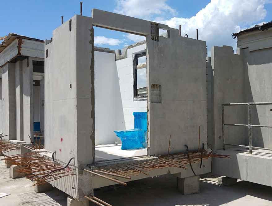 Mengenal Konstruksi Ruspin Rumah Instan