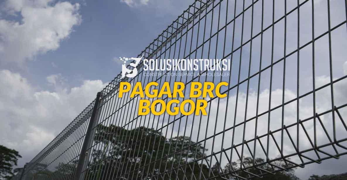 Harga Pagar BRC Bogor