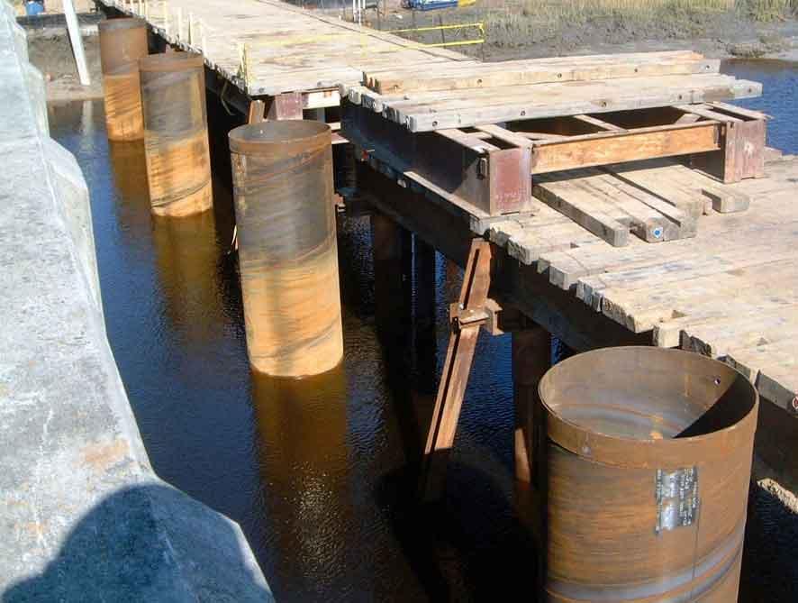 Implementasi Pondasi Caisson Pada Konstruksi Jembatan