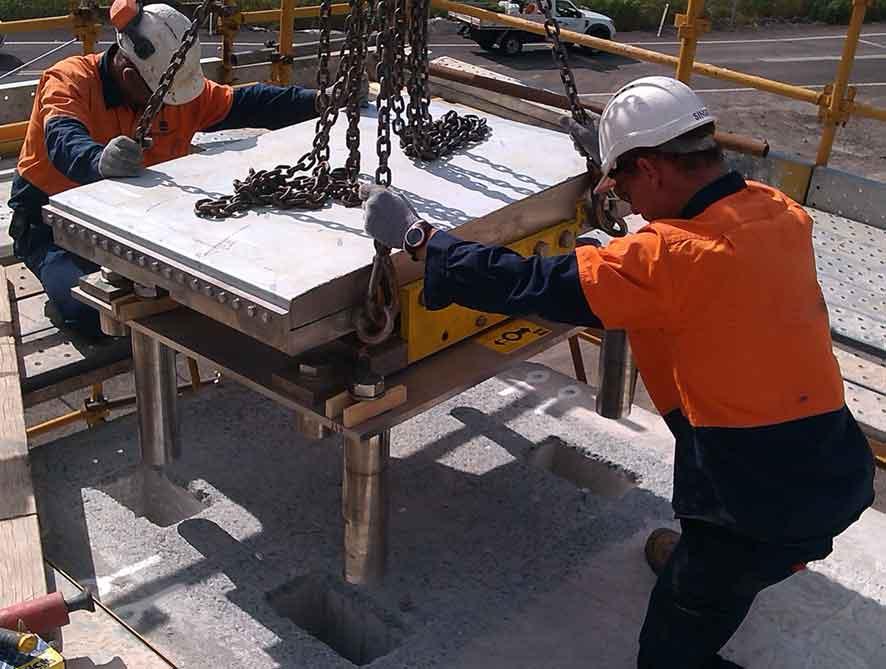 Penggunaan Bearing Pada Konstruksi